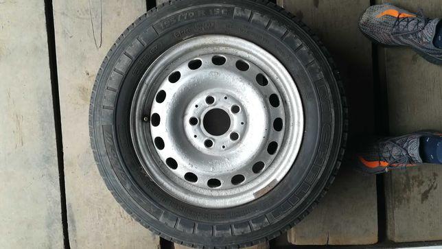 Диск стальний (штампований) 6384011501 Mercedes