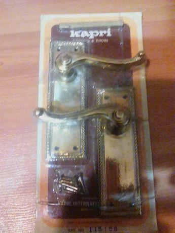 Ручки дверные антиквариат