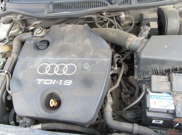 Motor Audi A3 1.9tdi 90cv AGR ALH Caixa de Velocidades Automatica - Motor de Arranque  - Alternador - compressor Arcondicionado - Bomba Direção