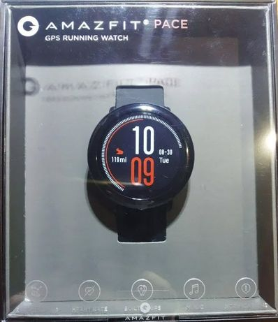 Amazfit Pace Smart Sport Watch смарт-часы