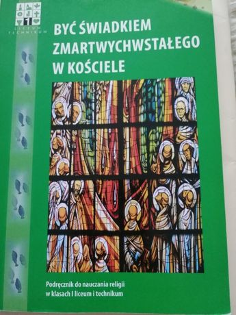 Podręcznik do religii I liceum i technikum