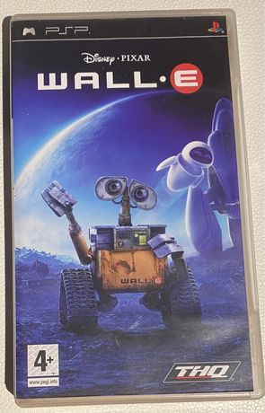 Jogo PSP Wall.E