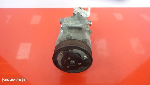 Compressor Do Ar Condicionado Volkswagen Golf Vii (5G1, Bq1, Be1, Be2)