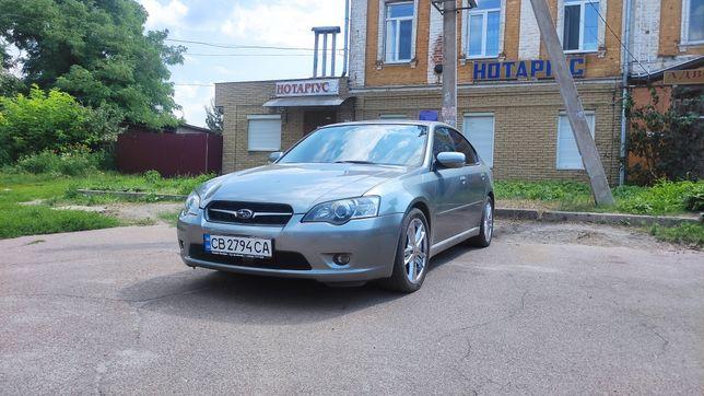 Продам Subaru legacy 2006 двигун атмо 2.0 масло не їсть
