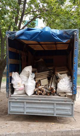Вывоз строительного мусора, старой мебели, хлама