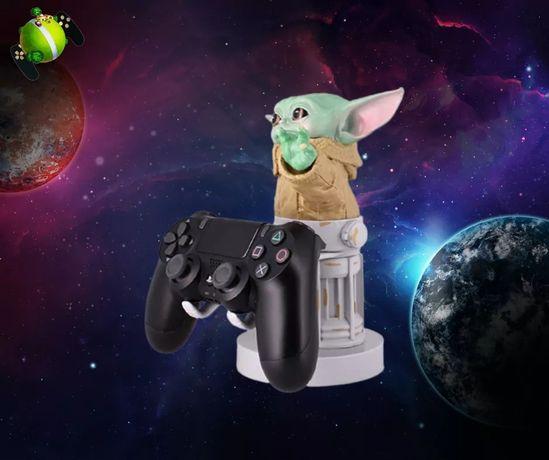 Star Wars podstawka na pad/tel. Baby Yoda