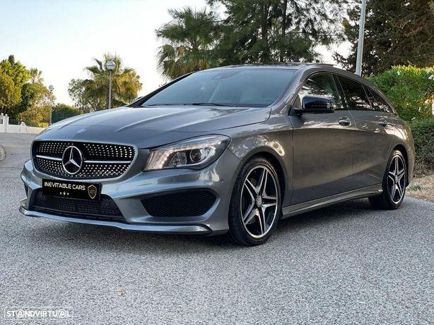 Mercedes-Benz CLA 220 Pack Amg