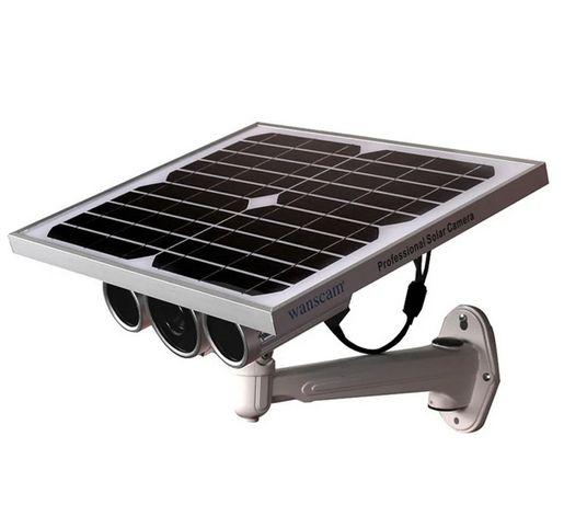 БРАК\УЦЕНКА wanscam hw0029-5 вайфай айпи камера с солнечной панелью