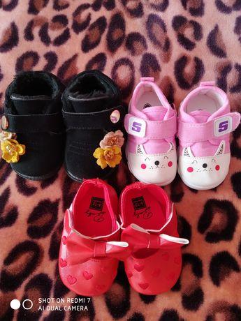 Продам взуття для дівчинки.