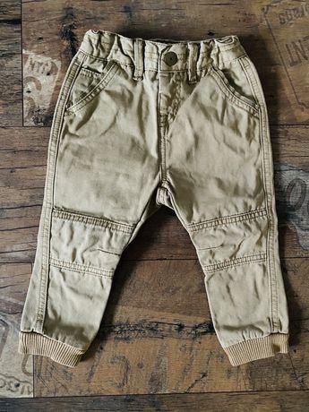 Modne spodnie dziecięce, Name it, r.86