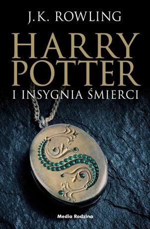 Harry Potter i Insygnia Śmierci - J.K. Rowling - wydanie 3
