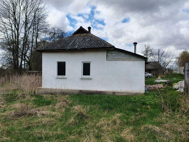 Дом, село Олбин, Козелецкий район, Черниговская область