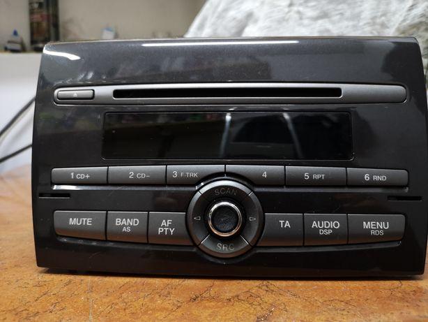 Oryginalne radio do fiat bravo II