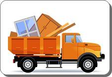 вывоз любого мусора есть грузчики
