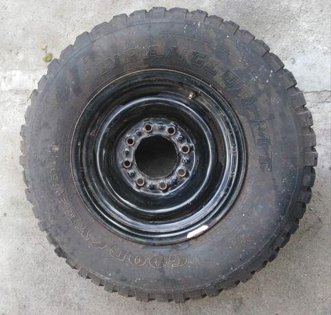 Продам колесо р16/245/75,від Форд Еконован.
