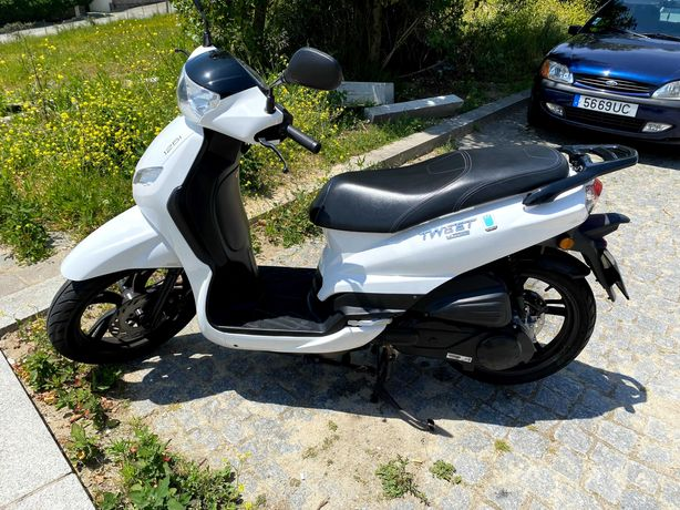 Peugeot Tweet EVO 125i