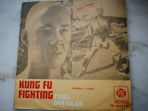 Vinil Kung Fu Fighting