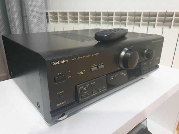 Technics SA-DX750 Amplituner