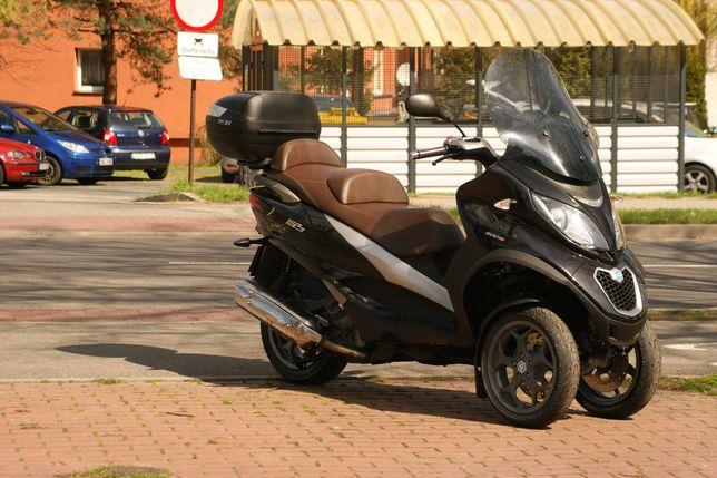 Piaggio MP-3,500,kat.L5E,kufer,Business.