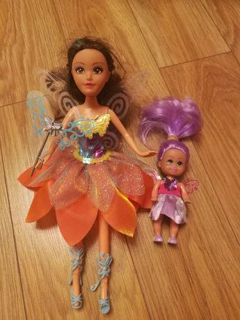 Lalka typu Barbie wróżka