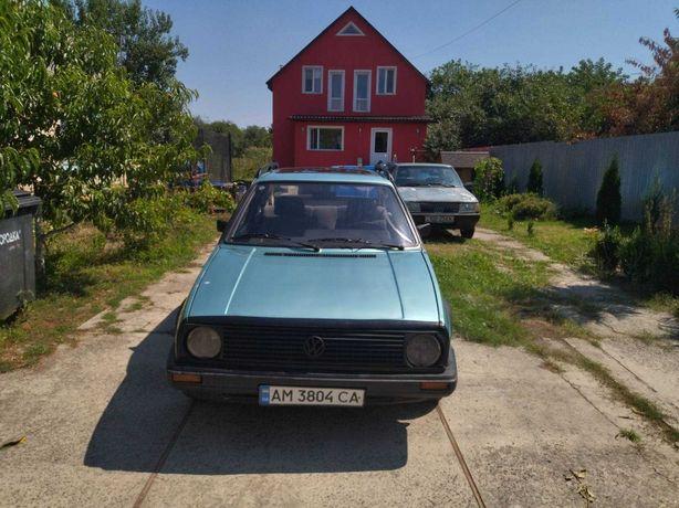 Продам VW Jetta 1986
