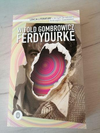 """Witold Gombrowicz """"Ferdydurke"""""""