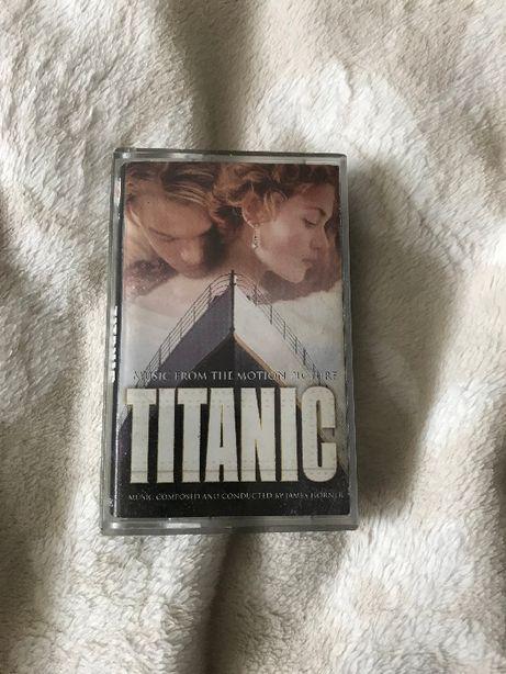 Titanic - muzyka filmowa - kaseta