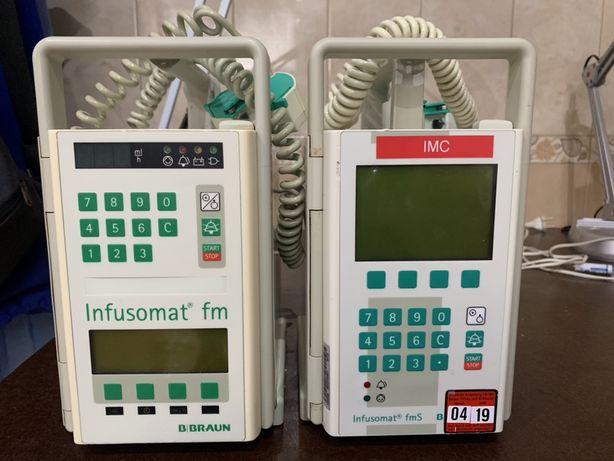 Продам инфузионные насосы, инфузоматы, перфузоры Bbraun (Германия)