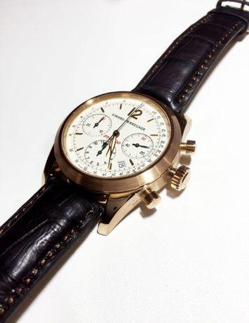 Золотые часы Girard-Perregaux