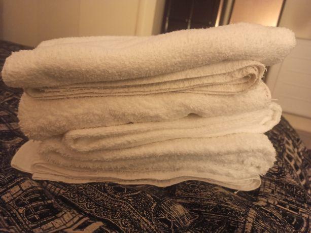 Conjunto 6 toalhas brancas