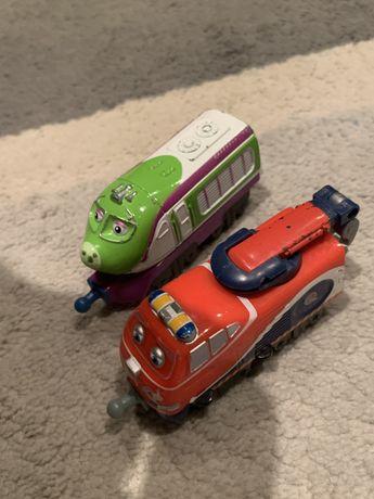 Stacyjkowo lokomotywy Koko i jego przyjaciel