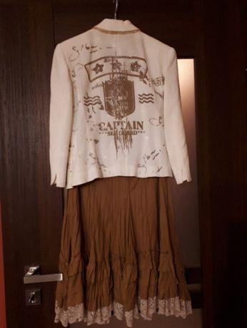 Marynarka+ spódnica Minge