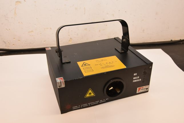 Laserworld EL-50G Laser DMX Zielony