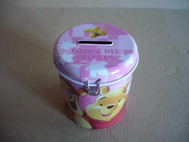 Mealheiro da Disney para crianças