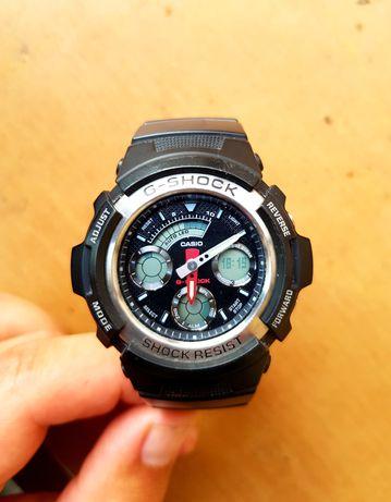 Часы Casio G-Shock aw-590