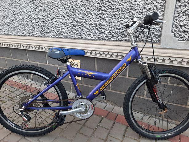 Велосипед підростковий 24