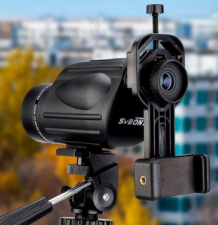 Монокуляр (телескоп, бинокль) SvBONY SV49 10-30x50 (30 крат) Новый