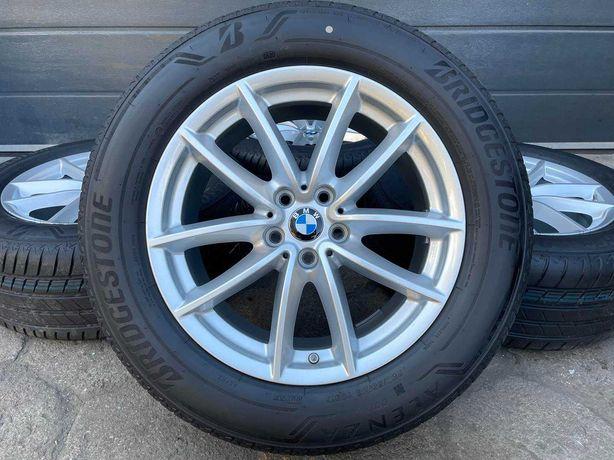 Oryginał koła nowe 255/55R18 BMW X5 G05 X6 G06 5x112 Bridgestone lato