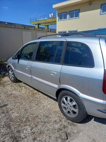 Opel zafira De caixa automática