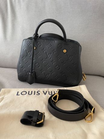 Mala Louis Vuitton Montaigne Original