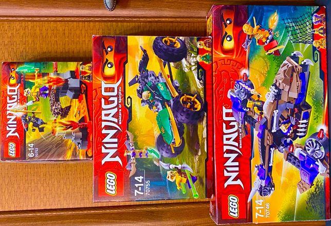 Lego Ninjago 70746+70755. 70753 в ПОДАРОК.