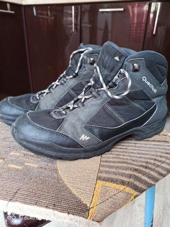 Ботинки осень Quechua