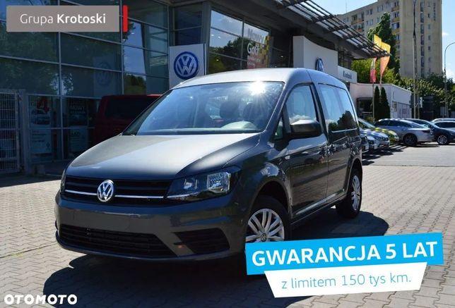 Volkswagen Caddy 2.0 Tdi 150km Trendline