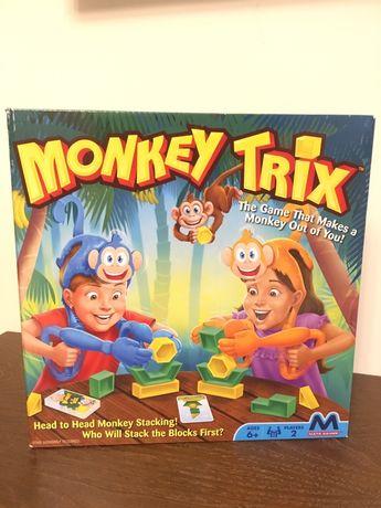 Настольная игра Monkey Trix производитель: Hasbro