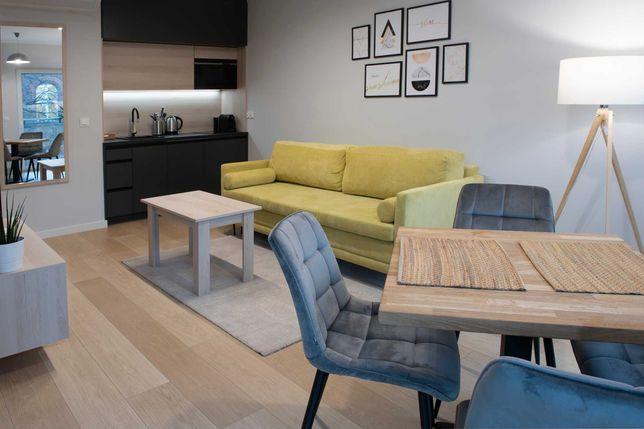 Apartament YELLOW  - mieszkanie na doby lub kwarantanne Pozna