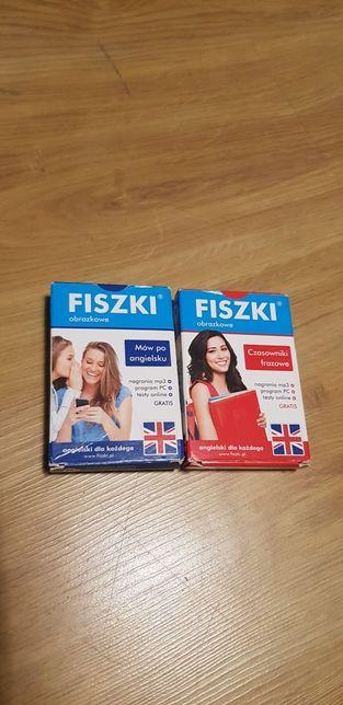 Fiszki język angielski