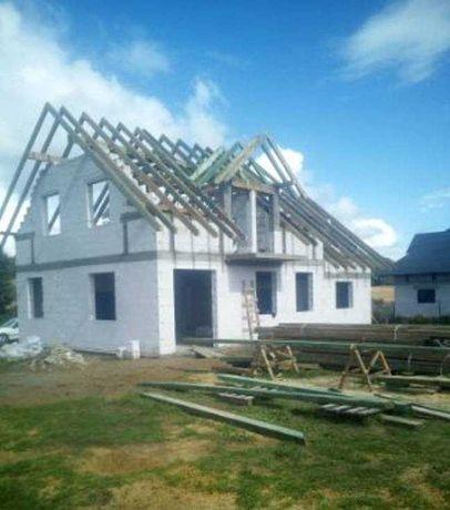 Kompleksowe wykonywanie usług budowlanych gładzie stany surowe
