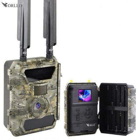Fotopułapka Kamera Leśna SIM LTE GSM ORLLO Huntercam PRO