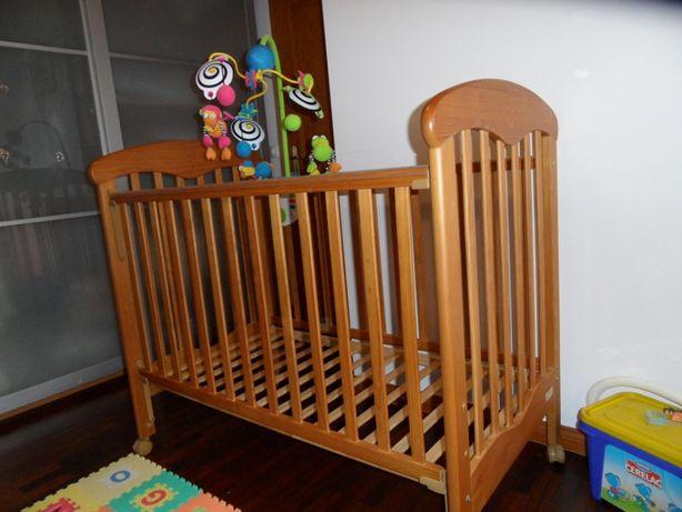 Cama de bébé + parque