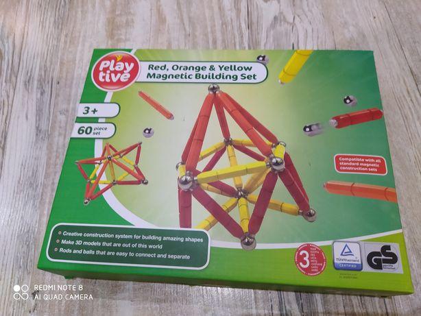 Play tive магнітний конструктор